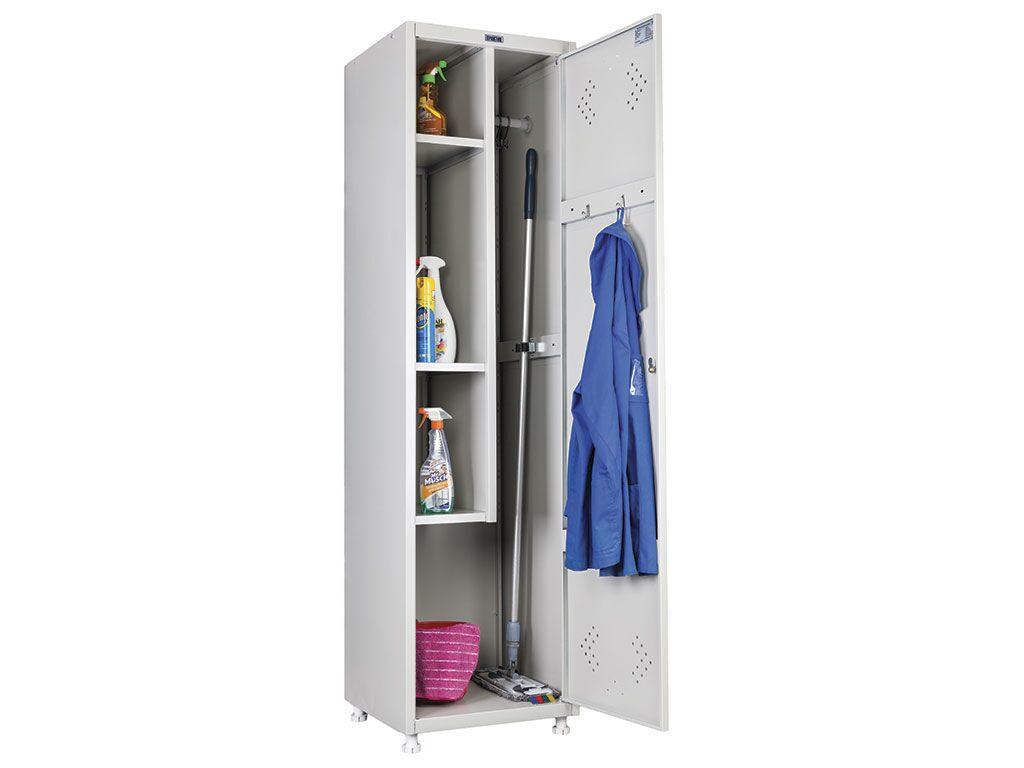 Купить металлические шкафы для одежды ЛитполУкраина