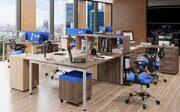 X-Ten - мебель для сотрудников - 1
